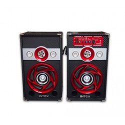 "Set boxe active de 8"", MP3, USB/SD, radio FM"