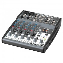 Mixer analog audio Behringer