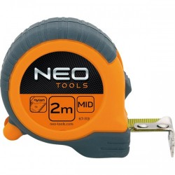 Ruleta 8m / 25mm Neo Tools 67-111