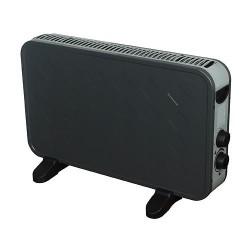 Convector incalzire 2000/1250/750W, 230V