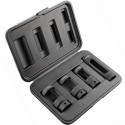"Set 4 extractoare injectoare diesel 1/2"" CR-V NEO TOOLS 11-206"