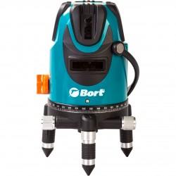 Nivela laser raza 15 m precizie 0.2 mm Bort