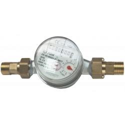 Apometru de Apartament Tip: apa calda De1/2 inch Cl: B Tip M: Uscat Evotools 672424