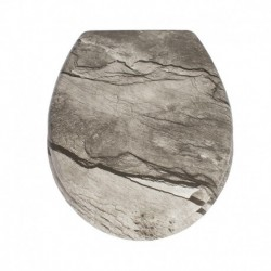Capac pentru WC greystone din duroplast AWD
