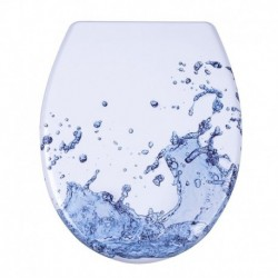 Capac pentru WC Splash din duroplast AWD