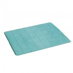 Covoras pentru baie cu memorie albastru AWD02161144