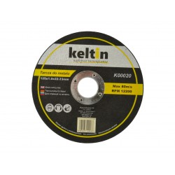 Disc taiere metal, 125x1,0mm Keltin, K00020