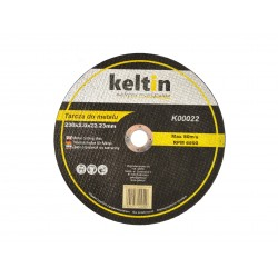 Disc taiere metal, 230x2mm Keltin,K00022