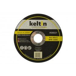 Disc taiere metal, 125x1,2mm Keltin, K00021
