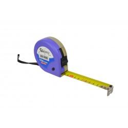 Ruleta profesionala 10mx25mmx0 115mm Geko G01410