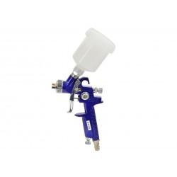 Pistol de vopsit cu aer comprimat, rezervorul pozitionat in sus 125ml HVLP, 0.8mm, GEKOG01105