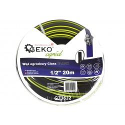 Furtun de gradina CLASS BLACK 1/2 20m GEKO G73632