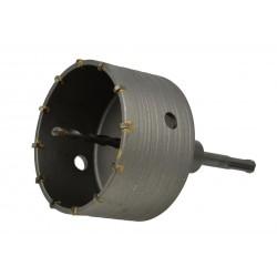 Carota pentru beton 100 mm, Geko G40005, SDS plus