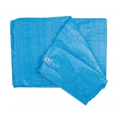 Prelata cu Inele / B[m]: 4 L[m]: 5 G[g/mp]: 90 C: Albastru 645033 evotools