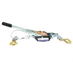 Troliu manual 2T cu cablu, GEKO G01072