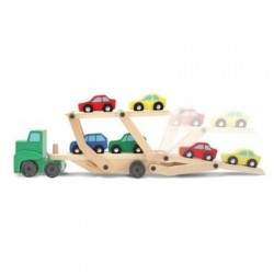 Camion Transportor de Masini Melissa and Doug