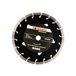 Disc segmentat 230x22.2x10mm, Heidmann H00102