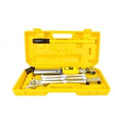 Extractor hidraulic profesional Geko G00910, 3 brate, 5 T, 50-200mm