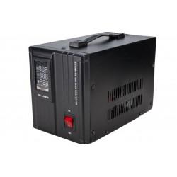 Stabilizator de Tensiune 500VA, LCD Display, Servomotor si Functie de Intarziere P:400W 678997