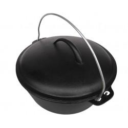 Ceaun cu Capac / V[l]: 4.5 D[mm]: 290 H[mm]: 130 674258